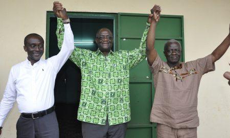 remporter les élections régionales