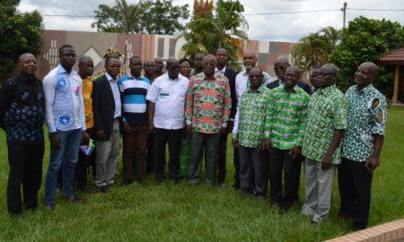 Gnrangbé - FPI - PDCI - Yamoussoukro - politique