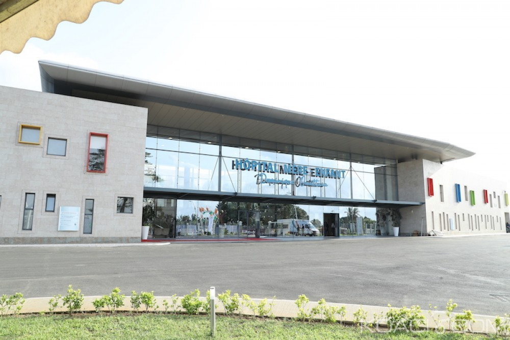 Hôpital enfant-mère de Bingerville