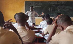 Issia - enseignement - professeur - rentrée scolaire 2018 - école - classe