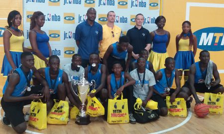 Jr NBA - basketball - OKC Thunder - Côte d'Ivoire - MTN
