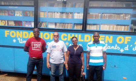 Un bibliobus de la Fondation Children of Africa séjourne depuis dimanche, à Bouna, pour susciter chez les élèves le goût de la lecture, a constaté l'AIP