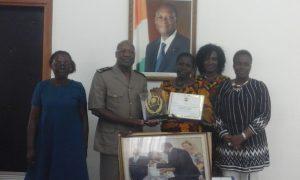 Koffi Ahou Madeleine - maquis 106 - Yamoussoukro