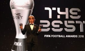 Luka Modric - FIFA the Best 2018 - Football