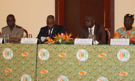 Médiateur de la République - Adama Toungara - Yamoussoukro