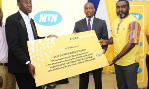 MTN Côte d'Ivoire - Attécoubé - Ministère de la jeunesse - Touré Mamadou