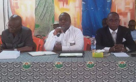 MUGEFCI - Gagnoa - Mesmin Komoé - fonction publique