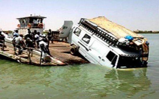 Mali - Accident - voiture