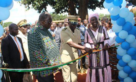 Sakassou- Livraison de 7 projets communautaires à impact rapide