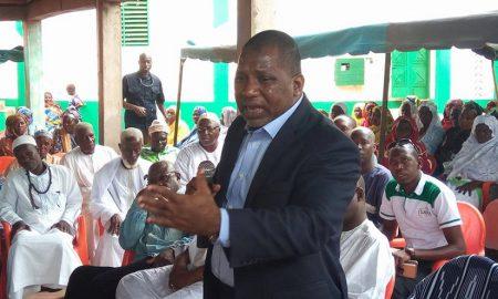 Ministère de l'Artisanat - Sidiki Konaté - RHDP - Divo