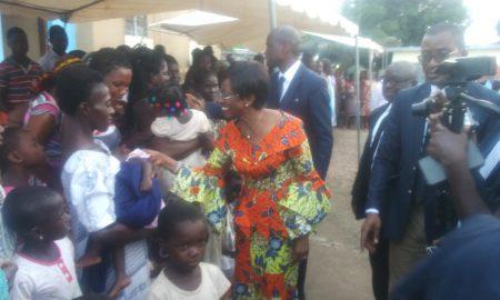 Ministère de la Famille - Bakayoko Ly-Ramata - Zuénoula