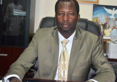 Ministre des Finances et du Budget - Issa Mahamat Abdelmamout - Tchad - gouvernement