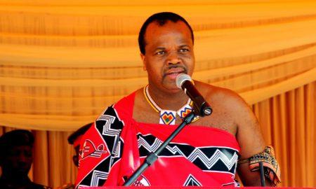 Mswati III - eSwatini - élections politique