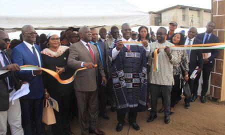 Gilbert Koné Kafana, candidat de la mouvance présidentielle