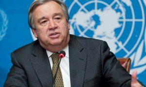 ONU- Syrie -Antonio Guterres - Turquie - Russie