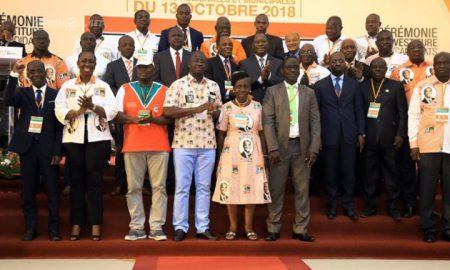 RHDP - candidats - élections - Alassane Ouattara
