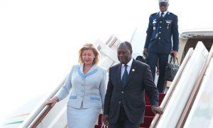 Retour-Alassane-Ouattara-de-chine-cote-divoire