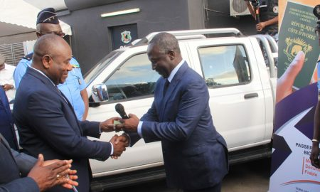 SNEDAI - Korhogo - Daloa - Yamoussoukro - passeport biométrique