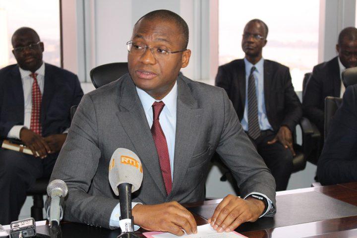 Sidi Tiémoko Touré - CEDEAO - RTI - Grand-Bassam - Médias - conseil des ministres - porte-parole