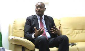 Sidi Touré - Ministère de la Communication - croissance économique