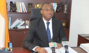 Sidi Touré - Ministère de la Communication - médias