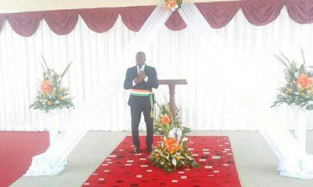 Songon - Eric N'Koumo Mobio - funérarium - IVOSEP