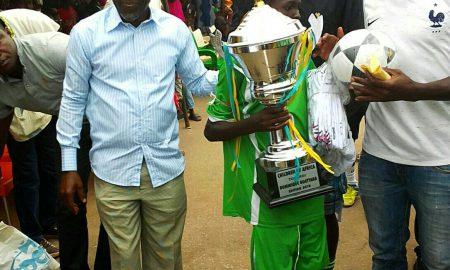 Le Football Club vainqueur du tournoi Dominique Ouattara de Tafiré
