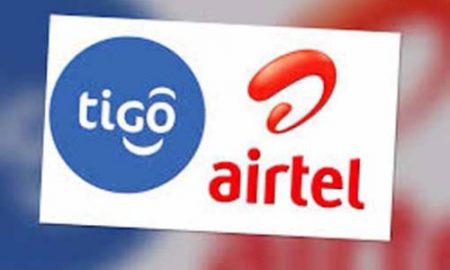 Tchad - Opérateur mobile - Airtel - Tigo