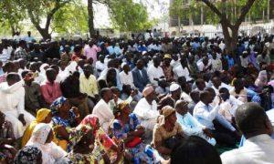 Tchad - grève - manifestation