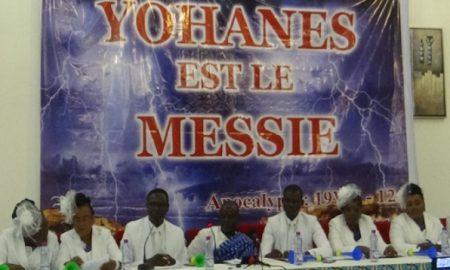 Togo - Yohanès - Messie - Synpawaoto