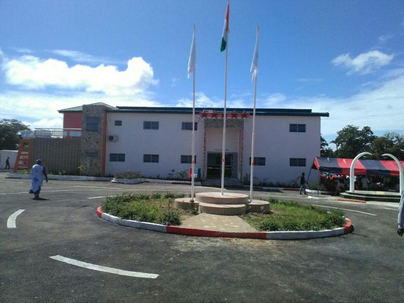 Tortiya - Mairie - élections - politique - infrastructure - administration - Tafiré - Niakara