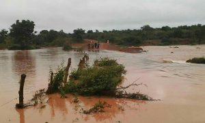 Tortiya - fleuve Bandama - Inondations - Pluies diluviennes