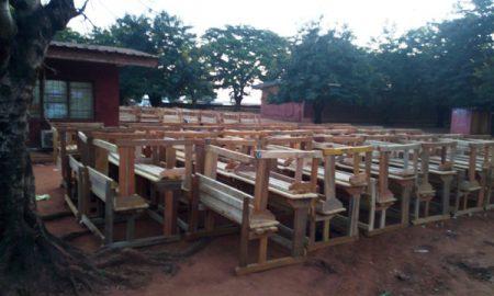 Vavoua - RHDP - rentrée - école - tables-bancs