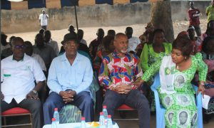 Yamoussoukro - PDCI - Akouè - KKP - Gnrangbé - Baba Sylla