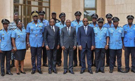 Yamoussoukro - préfets de police - Sidiki Diakité