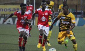 asec-wac - football - ligue 1