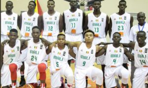 Afrobasket U18 Mali