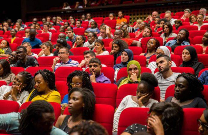 cinema - culture - salle de projection - films - majestic