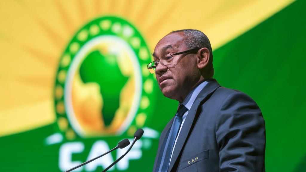 football - CAF - CAF Awards - Ahmad Ahmad