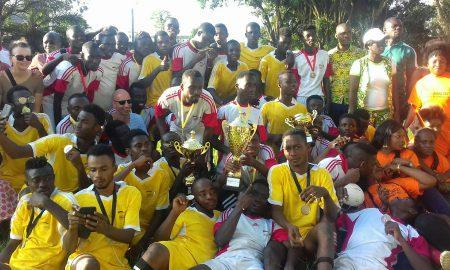 football - Yopougon - maracana - tournoi