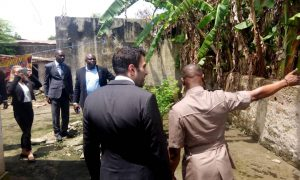 ACF - ONG Action contre la faim - Agboville - fleuve Agbo - inondations