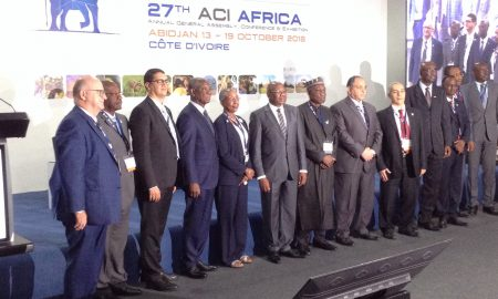 ACI Africa - aéroports - transport aérien - aviation - AERIA