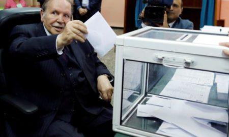 Abdelaziz Bouteflika - Algérie - politique