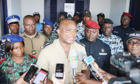 Abidjan - Vincent Toh Bi Irié - élections locales 2018 - sécurité - préfet de police - CCDO
