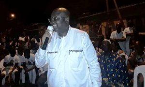 Adjamé - municipales - Koné Mahamadou