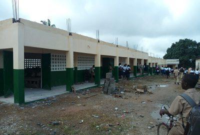 Adzopé - école - enseignement