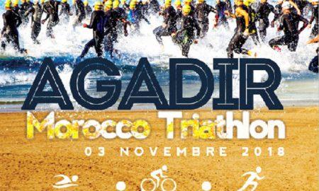 Agadir Morocco Triathlon - sports - Maroc