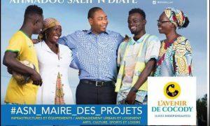 Ahmadou Salif N'Diaye - Cocody - municipales