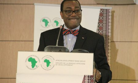 Akinwumi Adesina - BAD - banques - Afrique - transport