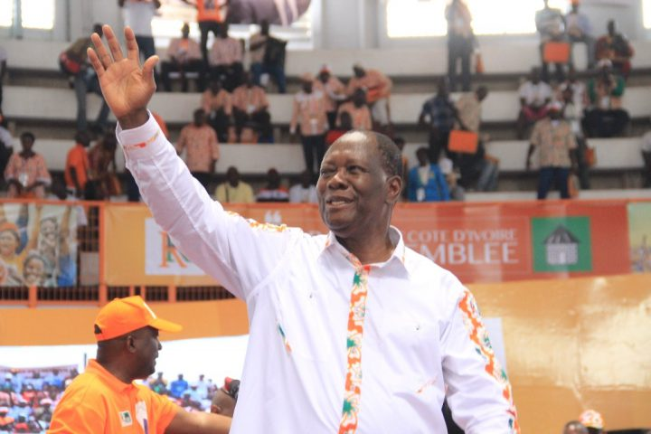 Alassane Dramane Ouattara - RHDP - élections